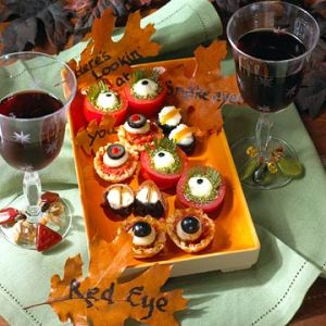 eyeball tray