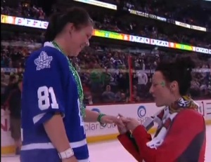 hockey proposal